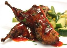 Simple Recipes - Grilled Quail