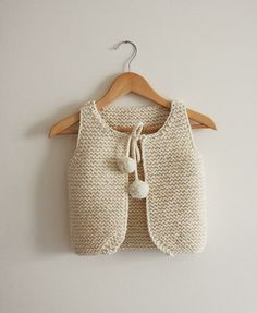 Lil Shepherd Vest Knitting pattern for children. Find this adorable pattern and more baby knitting inspiration at LoveKnitting. Christmas Knitting Patterns, Baby Knitting Patterns, Knitting Designs, Baby Patterns, Knitting Projects, Baby Scarf, Baby Vest, Knit Vest Pattern, Lang Yarns