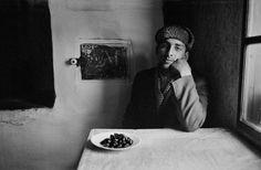 Josef Koudelka. CZECHOSLOVAKIA. 1963. Gypsy