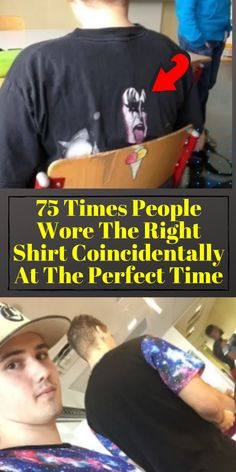 Just pop on your favorite shirt whenever you go out, and in no time you'll see the power of perfect timing and synchronicity. #awesome #amazing #facts #funny #humor #interesting #trending #viral #news #entertainment #memes #facts Animals Beautiful, Cute Animals, Funny Coincidences, Lottery Numbers, Picture Day, Girl Photography Poses, Perfect Timing, Amazing Facts, Nature Wallpaper