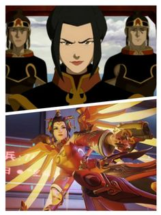 Azula is the new mercy
