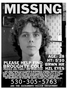 recent missing people - 236×314