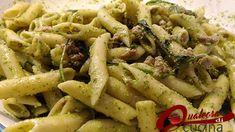Le Penne risottate con Pesto di Rucola sono un'ottima alternativa molto particolare alla classica Pasta con Pesto alla Genovese. Un piatto fresco, diverso e molto economico che si prepara in pochissimi minuti.   #Carne #Noci #Pasta #Penne #Pesto #Rucola #Salsiccia #Verdure #recipe #foodporn #cibo #cooking #cucina #foodblog #ilovecooking #follow4follow #likes4likes #qualcosadicucina