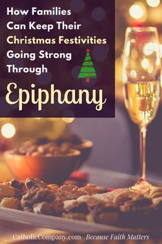 How Can Families Keep their Christmas Festivities Going through Epiphany? Fr. Leo Patalinghug answers.