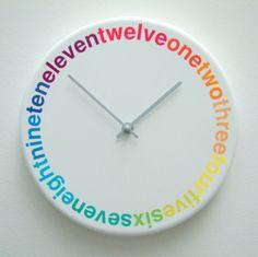 Stop. Rainbow time!