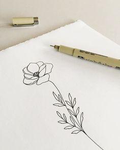 Poppy illustration.