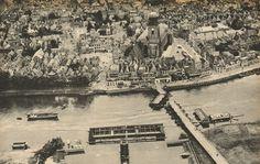 Luchtfoto Deventer (jaartal: 1930 tot 1940) - Foto's SERC