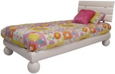 ASBOTES - LEE BED The Lee Bed has a different style to any other bed. It has 4 solid wood round ball feet. The base frame has bevel edged sides to match the headboard. The headboard can be raised with additional slats. www.asbotes.com 021 591 0737