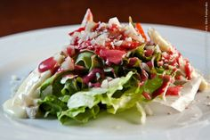 Amaranto - Vila Olimpia (almoço)    Salada Normandia