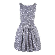 the cottenham dress: jack wills