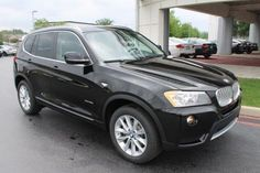 2014 Bmw X3 xDrive28i AWD xDrive28i 4dr SUV SUV 4 Doors Black for sale in Schererville, IN Source: http://www.usedcarsgroup.com/used-bmw-for-sale-in-schererville-in