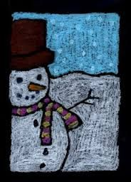 Image result for kids winter art projects