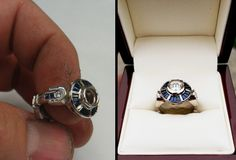 R2-D2 Engagement Ring!