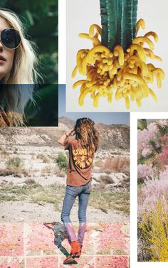 moodboard // desert vibes + how to get the look