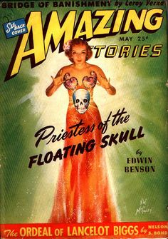 Priestess of the Floating Skull!