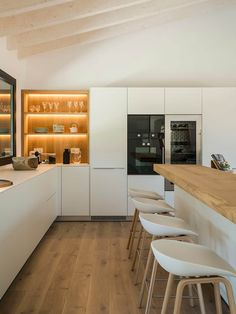 Four Kitchen Designs That Caught My Eye this Week