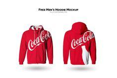 Free Men's Hoodie Mockup (6.82 MB) | freedesignresources.net | #free #photoshop #mockup