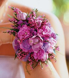 Prom flowers can be in different type and forms. One of the most common prom  flowers are the  wrist corsages . It is used in a special ...