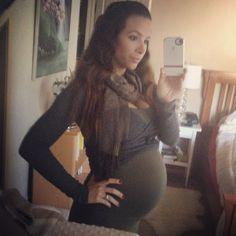 38 weeks pregnant!