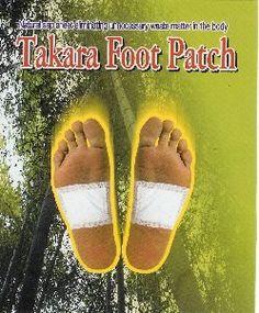#Takara Detox Foot Patches 36 Ct Box  From Takara . $54.00 Get #Coupons at http://9coupons.net/product.php?q=B0006B40O0 #Amazon #Coupon #Code