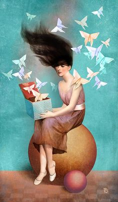 """ Playroom "" by Christian Schloe"