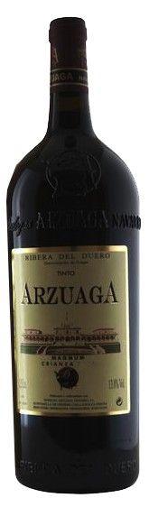 Arzuaga crianza es el buque insignia de Bodegas Arzuaga Navarro