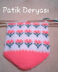 Baby Knitting Patterns, Hand Knitting, Crochet Patterns, Knitted Baby Clothes, Crochet Slippers, Diy And Crafts, Coin Purse, Sewing, Instagram