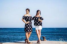 PioCCa se prepara para la Feria!  si estás interesada en alguna de estas prendas accede a la web o contacta con nosotros por cualquier red social  WWW.PIOCCA.COM #piocca #feria #lunares #almeria #blanco #negro #marca #vistepioccaenlaferia #pioccasevadeferia #flamencas Fan, Summer Dresses, Social, Casual, Fashion, Gifs, Polka Dots, Black White, Moda