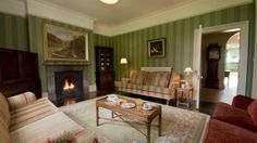 victorian vicarage sitting room - Google Search