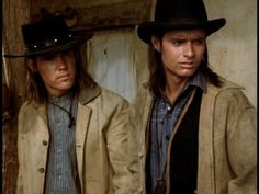 Jimmy and Buck, The Young Riders, great tv, miss them