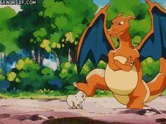 Just Another Random Tumblr — A Whole Bunch of AWESOME Pokemon GIFs (23 GIFs)