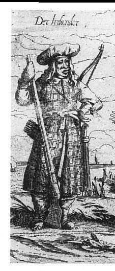Detail from 1631 Stettin Print