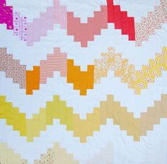 Molly's Sketchbook: A Wedding Quilt by the purl bee, via Flickr