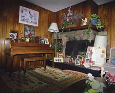 Edith Amituanai, The Poua Residence, 2008, from the series North To The Future,C-type photograph