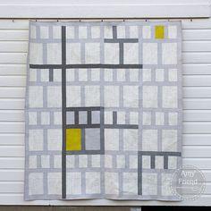 Hayloft Door Quilt
