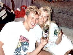 Paul Bernardo and Karla Homolka, known as the Ken and Barbie Killers. They were convicted of several murders and rapes, including Karla's younger sister. Karla only served 12 years.