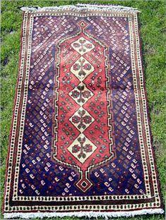 Sirjan Rugs: Afshar Sirjan Rug Sobhani Carpet