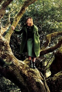 cool Vogue US Setembro 2013.14   Daria Werbowy e Adam River por Annie Leibovitz  [Editorial]
