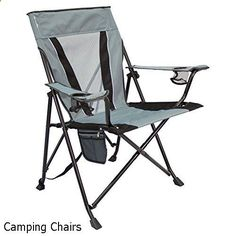 Camping Chairs - excellent choice. Need to check out...