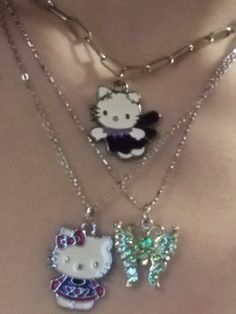 Cute Jewelry, Jewelry Box, Jewelery, Jewelry Accessories, Hello Kitty My Melody, Oldschool, Soft Grunge, Aesthetic Clothes, Girly