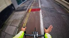 'Cyclist etiquette'  Hi and/or thank you - it works for either. . . . . . #AATR #allabouttheride #cycling #bicycling #cyclinglife #cyclists #lovecycling #lovetheride #roadcycling #mtb #ridelife #commute #cycletowork #cycletography #GoPro #goprocycling