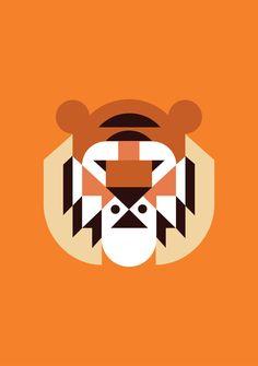 Art of Sport- Tiger
