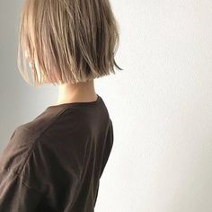 Pin on ボブ ( Bob Hairstyles ) Pin on ボブ ( Bob Hairstyles ) in 2020 Pin on ボブ ( Bob Hairstyles ) Pin on ボブ ( Bob Hairstyles ) in 2020 Bob Hair Color, Hair Color Purple, Korean Bangs Hairstyle, Hair Inspo, Hair Inspiration, Shortish Hair, Short Hair Images, Blunt Haircut, Shot Hair Styles