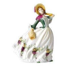 Royal Albert Old Country Roses Figurine Lady *wish list*