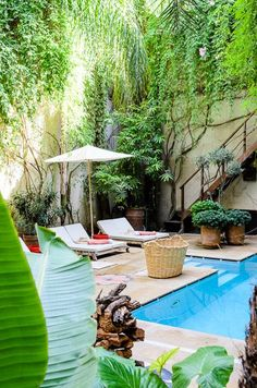 BBC Boracay says:  Tropical lifestyle - living outside next to your pool and your garden...