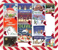 11 Christmas books for children
