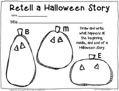 free printable halloween activities for first grade