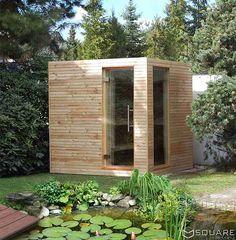 Trend Gartenhaus grau wei moderner Gartentrend mit Stil Im Garten and Dem