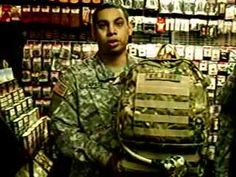 The Camelbak Multicam Motherlode is described in this video.