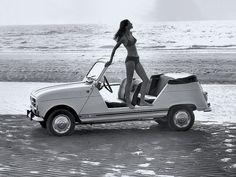 1968 Renault 4 Plein Air